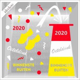 carnavalsticker oeteldonk 2020